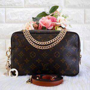 💖Louis Vuitton Trousse23 Crossbody TH0931